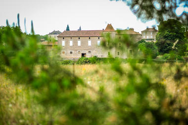 Château Lacapelle-Cabanac - Chai_02 © Lot Tourisme - C. ORY