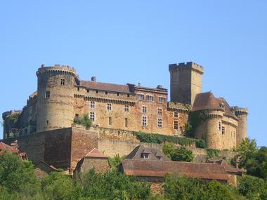 Château de Castelnau - Bretenoux