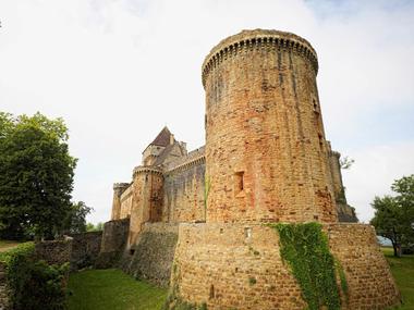 Château de Castelnau-Bretenoux -4