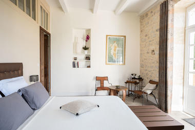 Chambre Rocamadour vue 2