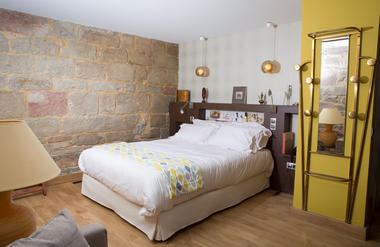 Chambre Souvenir de Voyage - La Bastidie - Noailhac