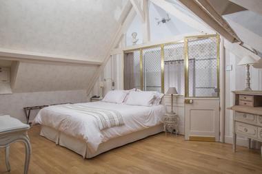 Chambre la Belle Inconnue 1  - La Bastidie - Noailhac-2