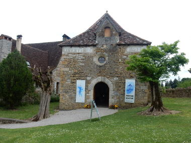 Carennac: Chapelle ND 3