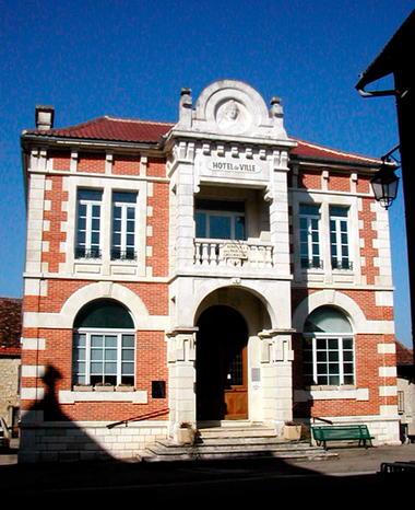 Payrac : La Mairie