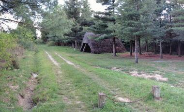 Lavercantière - Loge Végétale Sentier du Frau