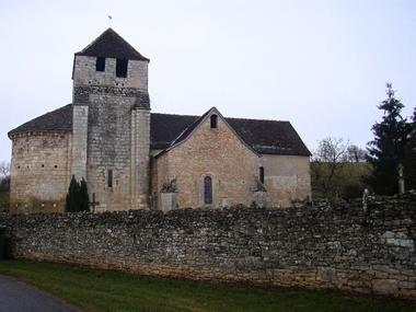 Martel : Eglise Paroissiale Notre-Dame de l'Assomption
