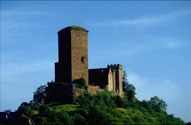 Saint Céré : Château de St Laurent Les Tours
