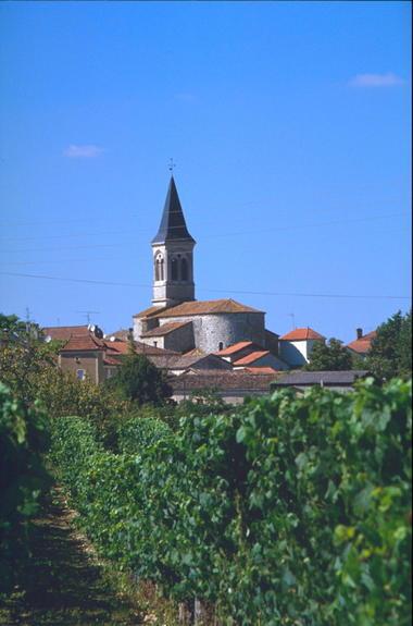 Sauzet - Eglise