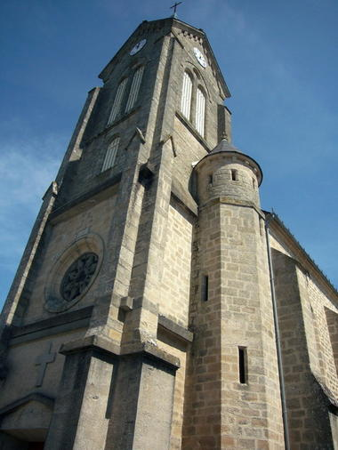 Latronquière : Eglise