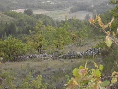 Sur les Hauteurs du Quercy blanc