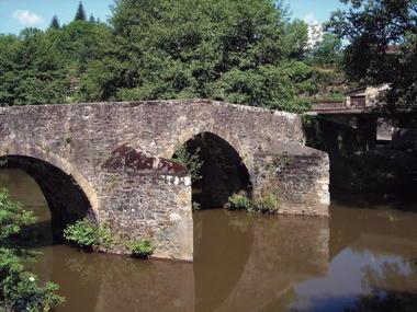 Bagnac Sur Célé - Pont Médiéval