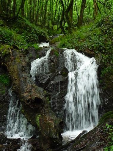 Laval de Cère : Cascades