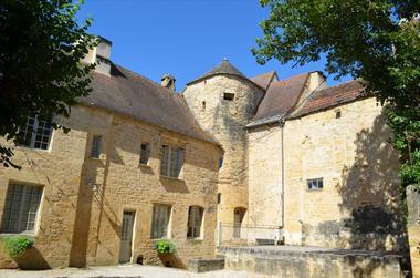 Cite Medievale de Gourdon - Cour du Senechal