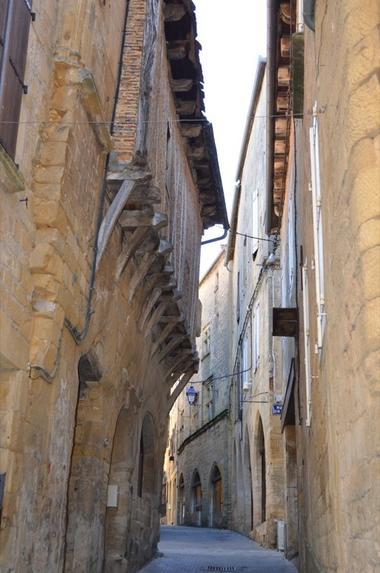 Cite Medievale de Gourdon - Rue du Majou