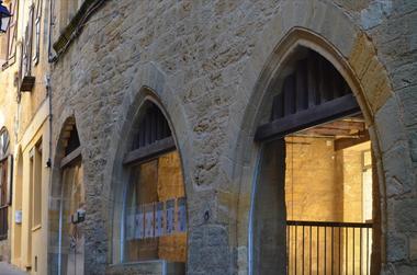 Cite Medievale de Gourdon - maison du Senechal
