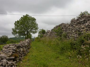 Combes hautes - murets de pierre seche_08 © Lot Tourisme - C. Sanchez