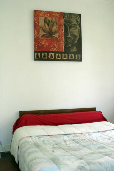 Colline aux chalets - maison - Chambre parent T3