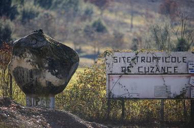 Cuzance haut lieu de la truffe dans le Lot © Lot Tourisme - M. Taburet