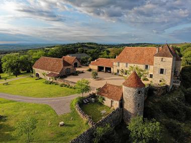 Château de Cantecor