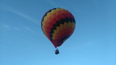 Voyage en Ballon - Montgolfière à Vers