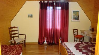 chambre familiale Rocamadour 2