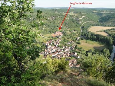 Marcilhac sur Célé - GE de Galance