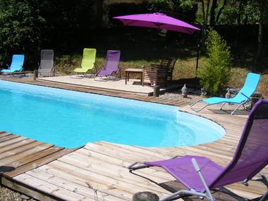 piscine La Badounerie
