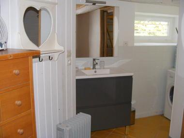 salle de bain gite Badou