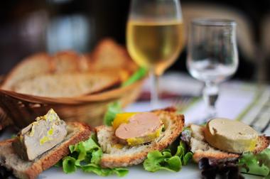 Délice de foie gras sur toast_09 © Lot Tourisme - C. ORY