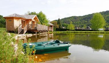 Cabanes SPA Vallée de la Dordogne