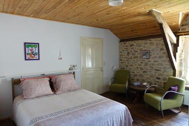 Domaine de Teuillères - Sousceyrac - chambre d'hôtes
