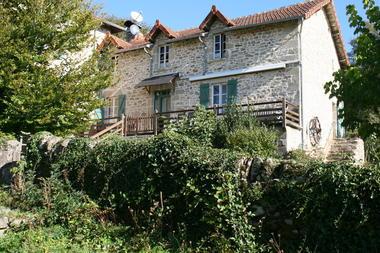 Domaine de Teuillères - Sousceyrac - facade