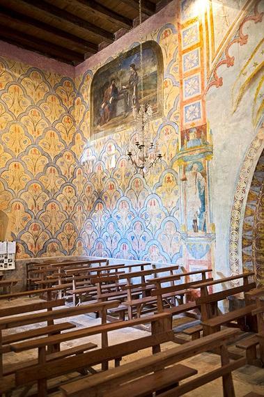 Eglise St Geaorge - St Cirq Madelon 4 - JM Caron