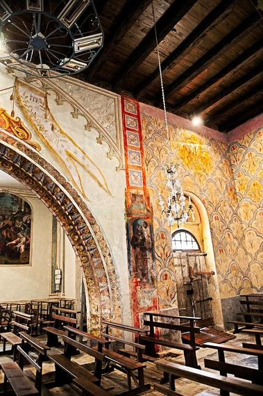 Eglise St Geaorge - St Cirq Madelon 7 - JM Caron