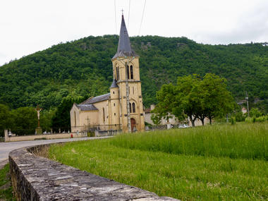 Eglise de Parnac_02 © Lot Tourisme - C. Sanchez