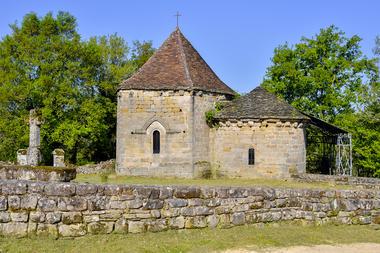 Eglise de la Combe Curemonte