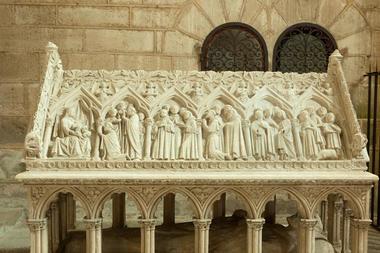 EgliseAbbatialeAubazine-tombeau