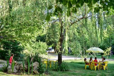 En camping aux Cournoulises_16 © Lot Tourisme - C. ORY