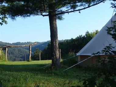 Espace Champetre - St Sylvain- Lodge