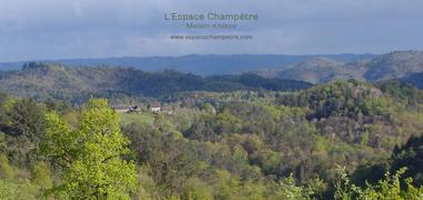 Espace Champetre - St Sylvain-vue panoramique