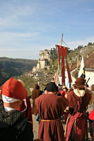 5 Médiévales Rocamadour