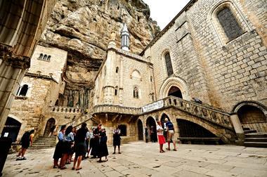Sanctuaire Rocamadour