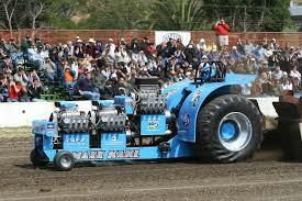 Tracteur Pulling