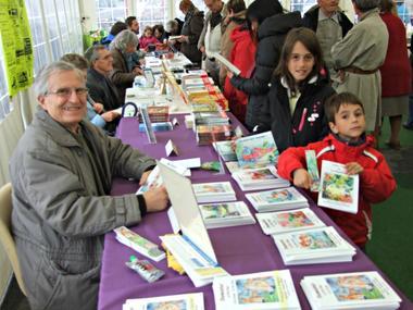 Journée du Livre Teyssieu 2015