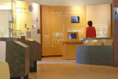 L'Espace Patrimoine - Centre d'interprétation de l'Architecture et du Patrimoine