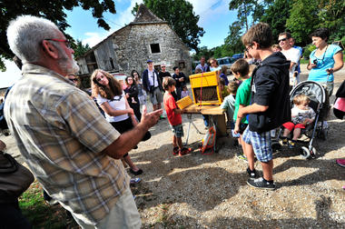 Ferme-Auberge du Mas de Thomas à St-Sulpice_02 © Lot Tourisme - C. ORY