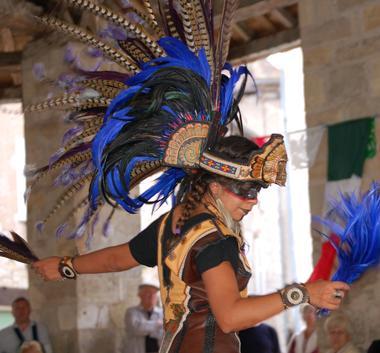 Festival Mexicain et Latino - ALI BARBANCEY RIVAS