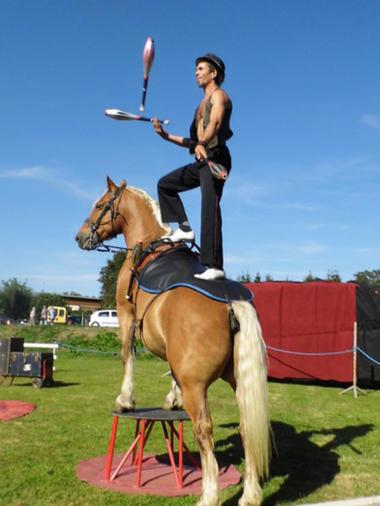 Fête du cheval Saint-Privat 3