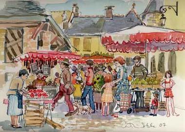 Galerie Catherine Stock - Martel