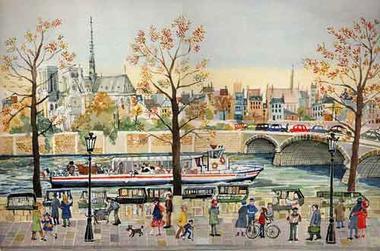 Galerie Catherine Stock - Seine
